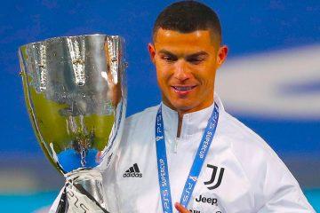 El portugués Cristiano Ronaldo. EFE