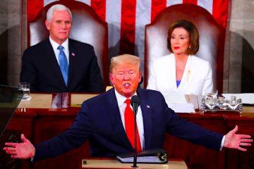 Donal Trump Presidente de USA. EFE