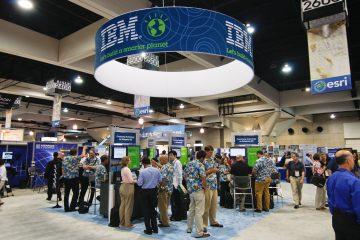 Por su parte, los accionistas de IBM ganaron durante el año pasado 6,28 dólares por título, por debajo de los 10,63 dólares que se embolsaron en el ejercicio anterior. (Dreamstime)
