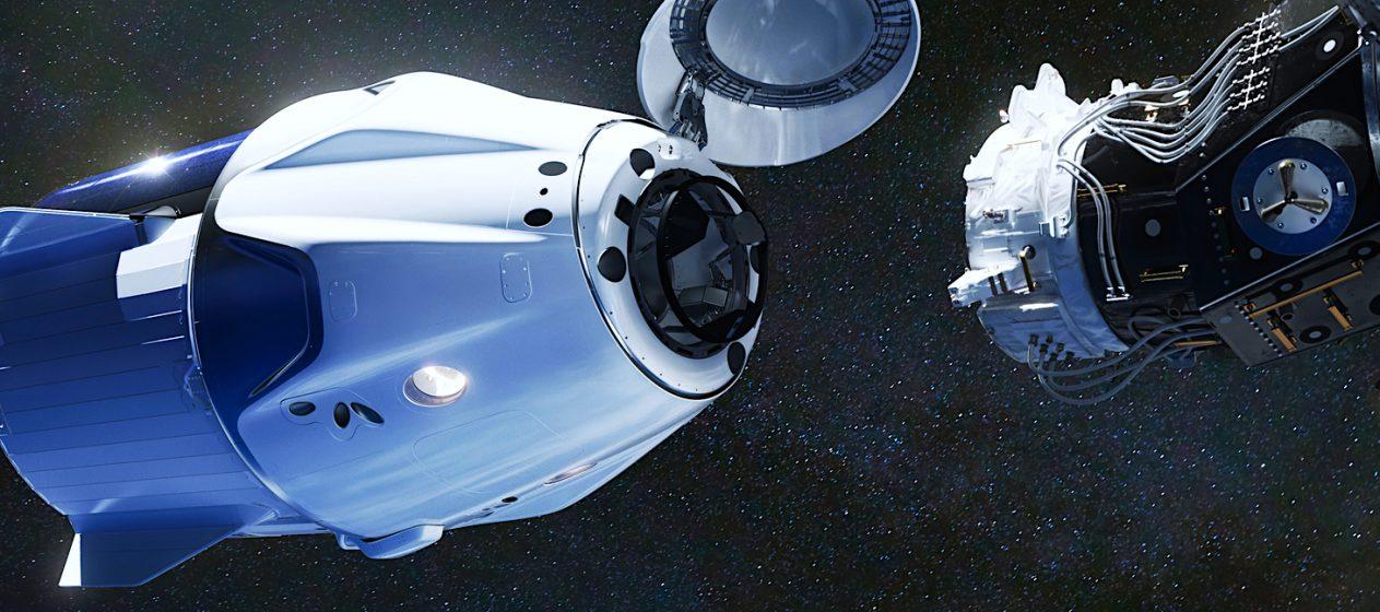 El precio por enviar 440 libras (200 kilogramos) de carga a una órbita sincrónica con el sol es de 1 millón de dólares, unos 2.500 dólares por libra. (Dreamstime)