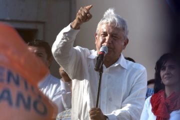 El presidente de México comparó el comportamiento de las redes sociales con la Santa Inquisición. (Dreamstime)