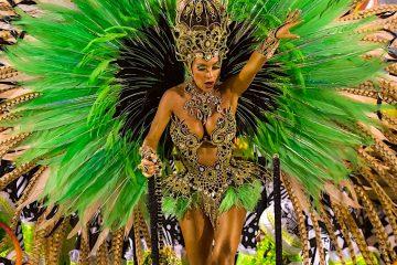 Pese a que Brasil, uno de los países más castigados por la covid-19 en el mundo, vive una segunda ola de la pandemia y enfrenta números récords de casos, la alcaldía de Río aclaró que canceló el evento festivo más importante de Brasil y uno de los más famosos en el mundo por razones logísticas y no sanitarias. (Dreamstime)