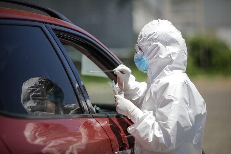 España ocupa el noveno lugar en contagios con 2.252.164 casos. (Dreamstime)
