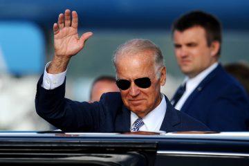"""""""Él cree que un Estados Unidos unificado es la única forma en la que podremos hacer frente a las crisis masivas con las que estamos lidiando"""", subrayó Bedingfield. (Dreamstime)"""