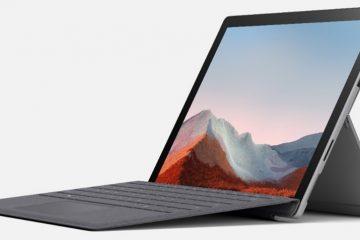 Conoce la nueva Surface Pro 7 + para empresas.