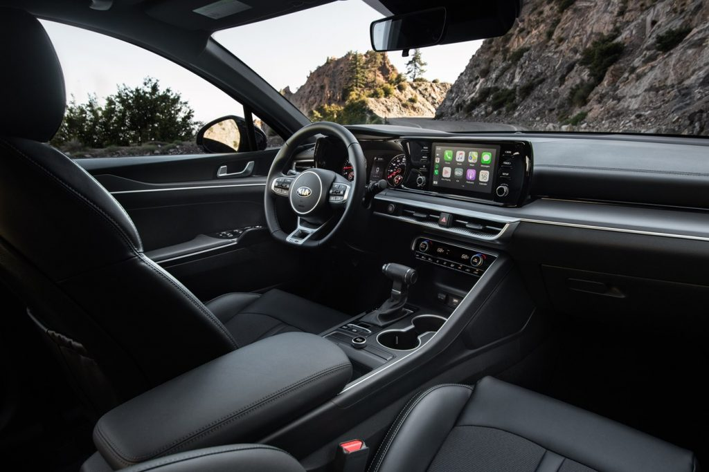 2-1024x683 El Kia K5 GT del 2021 Repunte increíble a nivel global