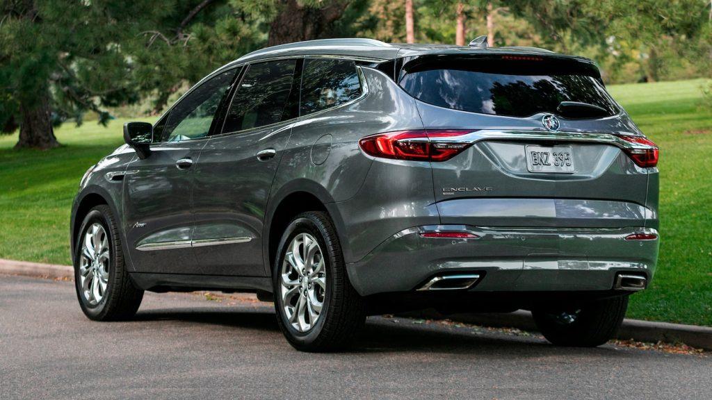 Buick-Avenir-Exterior-2-1024x576 Enclave Avenir 2021, el mayor crossover familiar de Buick