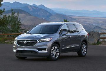 El Buick Enclave Avenir 2021 incluye un diseño más moderno y expresivo.