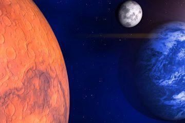 """Este """"rover"""" -de seis rueda, unos 3 metros de largo y 1.025 kilogramos- buscará en Marte señales de vida microbiana pasada y recolectará muestras de rocas y sedimentos para su envío futuro a la Tierra. (Dreamstime)"""
