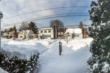 El impacto del clima invernal severo es aún más fuerte en el sur del país donde las viviendas y edificios comerciales no están construidos para retener calor. (Dreamstime)