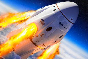 SpaceX precisó en un comunicado que el lanzamiento, con una tripulación de cuatro civiles, será desde el Centro Espacial Kennedy de la NASA en Florida. (Dreamstime)