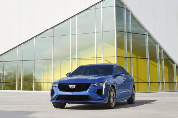 2021 Cadillac CT4-V