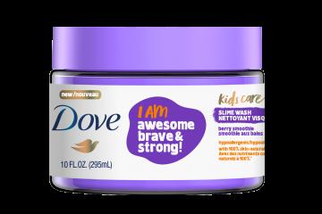 Dove Kids Slime Wash.