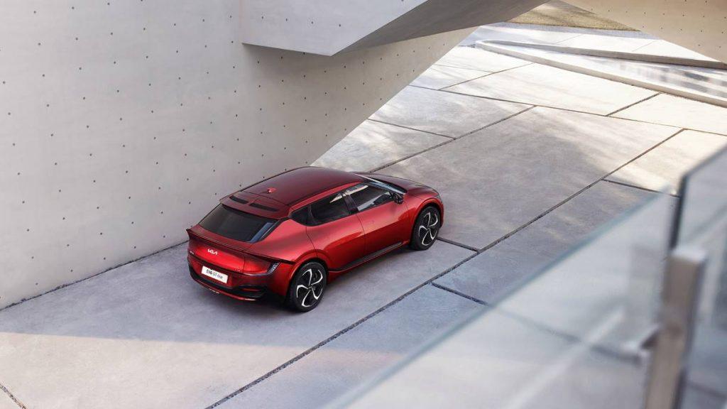EV6GTLine5-1024x576 El nuevo Kia EV6, Potencia de largo alcance y cero emisiones