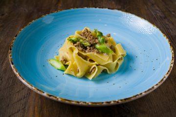 Disfruta de las mejores pastas del Chef Antonio Morichini.