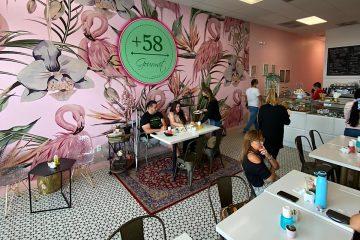 58Gourmet queda ubicado en la 7520 NW 104th Ave #106, Doral, FL 33178.