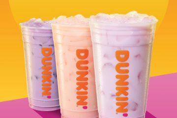 Dunkin' Coconut Refreshers
