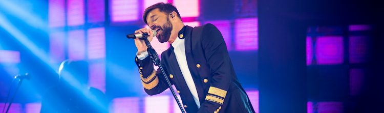 Ricky Martin (Dreamstime)