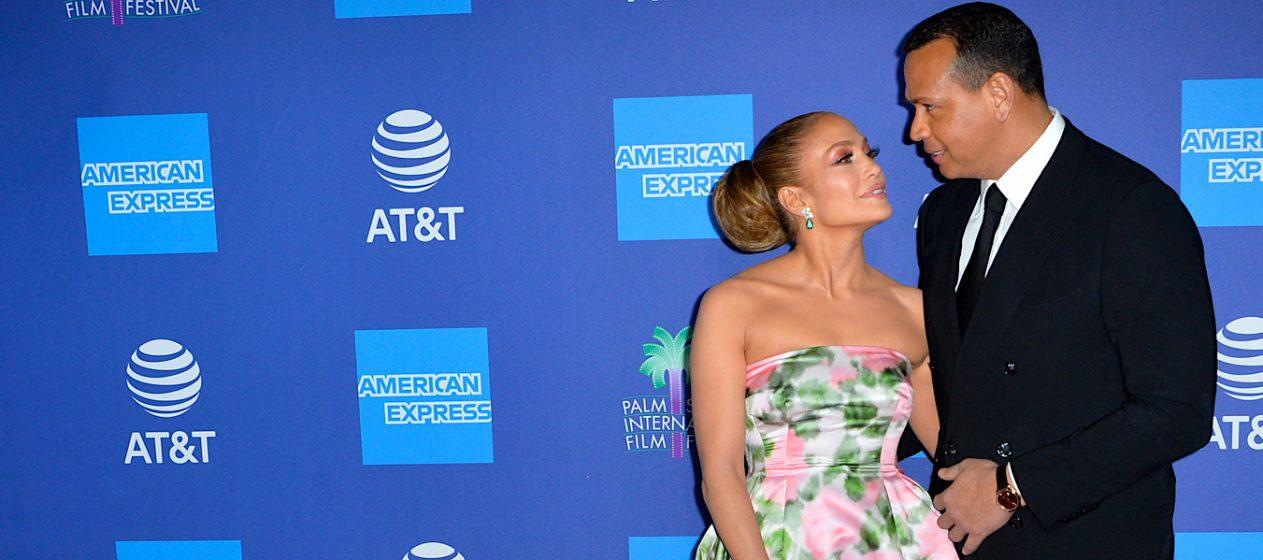 La popular pareja, ambos neoyorquinos, anunció su compromiso en marzo de 2019, luego de que López aceptara la propuesta de matrimonio de la exestrella de las Grandes Ligas de origen dominicano durante unas vacaciones en Bahamas. (Dreamstime)
