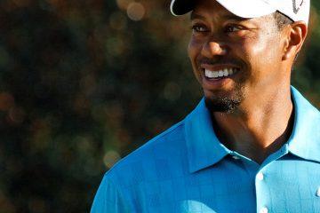 El golfista, de 45 años, estaba en la zona para disputar el torneo anual de golf Genesis Invitational en el Riviera Country Club en Pacific Palisades, cerca de Santa Mónica, en Los Ángeles.  (Dreamstime)