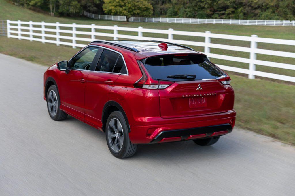 eclipse-cross.3-1024x683 Mitsubishi Eclipse Cross ¡Mejora con cada renovación!