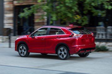 El Mitsubishi Eclipse Cross del 2022 viene en cuatro modelos a elegir: ES, LE, SE y SEL.