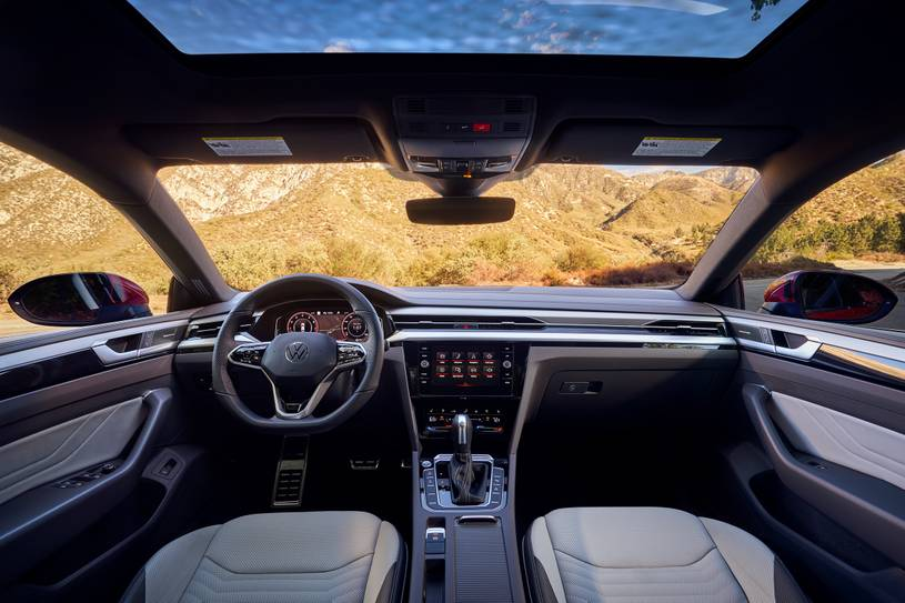 2021-Chevrolet-Trailblazer-Teen-Driver-Technology-21 Volkswagen Arteon del 2021 El típico retoque alemán