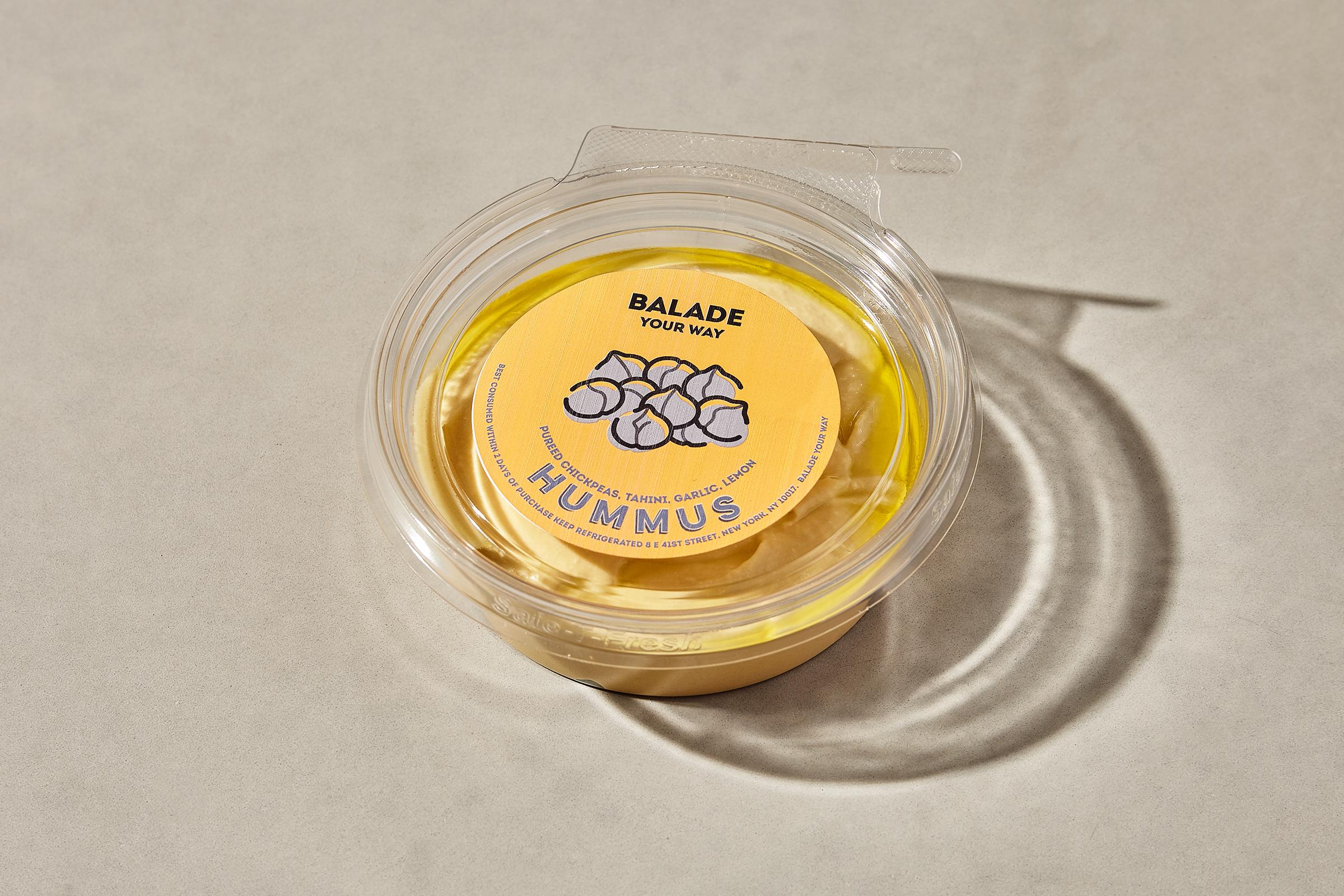 BYU-Hummus Celebra el Día Nacional del Hummus en Balade Your Way
