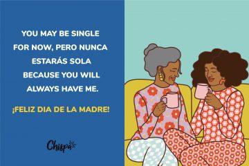 Celebra con CHISPA el Día de la Madre.
