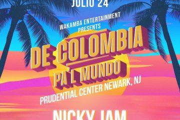 DE COLOMBIA PARA EL MUNDO