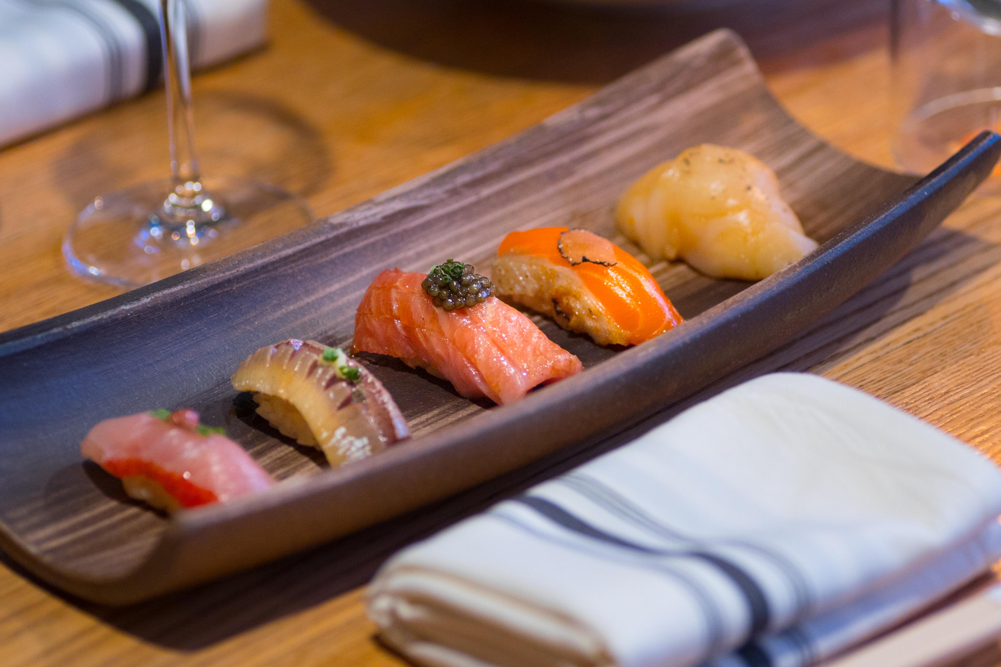 Sakizuke Reabre el restaurante Kōyō reconocido por Michelin