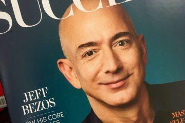 Bezos fundó en el año 2000 Blue Origin, su empresa de exploración espacial. (Dreamstime)