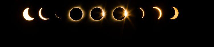 El jueves, la salida del Sol en Iqaluit se producirá a las 2.18 de la mañana (6.18 GMT), por lo que los habitantes de la ciudad ártica no tendrán problemas para observar el eclipse en la madrugada. (Dreamstime)