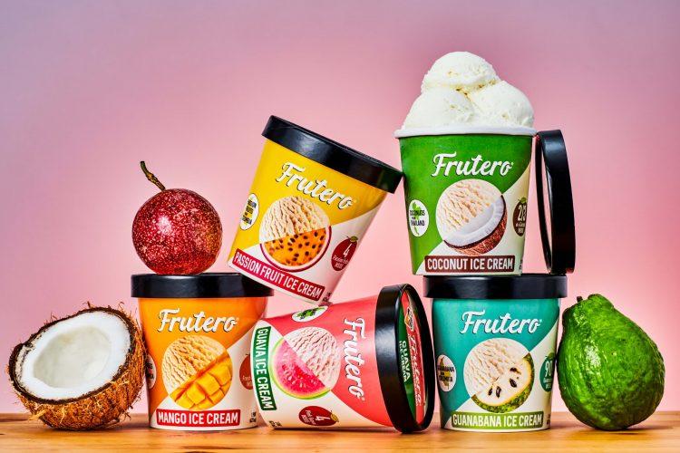 Disfruta Frutero 100% fruta real.