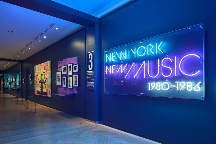 Nueva exposición examina la revolución creativa sísmica de la ciudad de Nueva York en la década de 1980