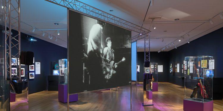 80s-Music_Levine_Funky-Four_EX2020.1.137 MUSEO DE LA CIUDAD DE NUEVA YORK PRESENTA NUEVA YORK, NUEVA MÚSICA: 1980-1986