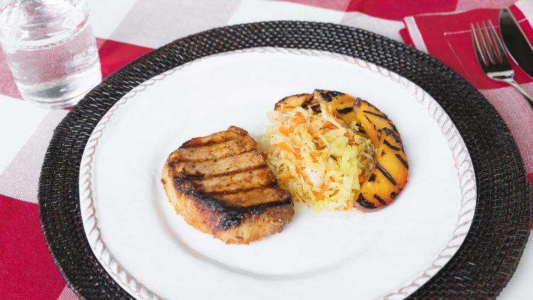 Prueba las deliciosas , tiernas y Jugosas Chuletas de Cerdo a la Parrilla