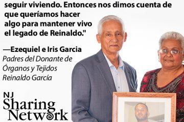Ezequiel and Iris Garcia - poster