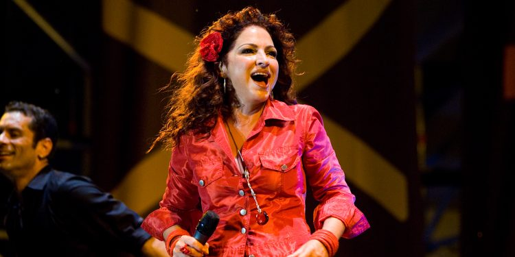 """Estefan hace el papel de Marta, una antigua estrella de la música. """"Me inspiré en mi mamá, quien era la verdadera estrella de mi familia, y en la querida Celia Cruz, mis dos grandes iconos"""", explicó. (Dreamstime)"""