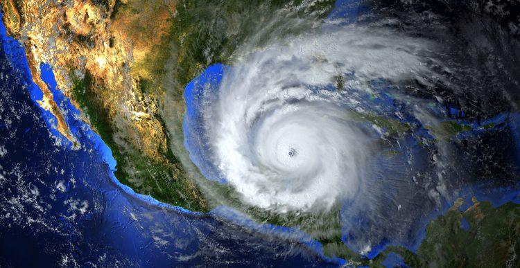 Este incidente se produjo justo cuando comenzó a anochecer en la ciudad de Luisiana y cuando el huracán Ida pasaba a unas 30 millas (50 kilómetros) al oeste de la ciudad.  (Dreamstime)