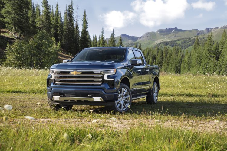 2022 Chevrolet Silverado High Country