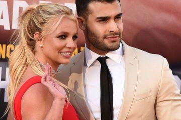 """El lunes, a través de esa misma red social, Spears anunció su compromiso matrimonial con Sam Asghari, un modelo y entrenador personal con el que sale desde hace cinco años, cuando le conoció mientras grababa su vídeo musical """"Slumber Party"""". (Dreamstime)"""