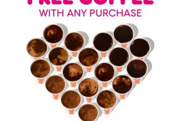 Prueba el café 100% guatemalteco, el último café de la serie Dunkin's Limited Batch