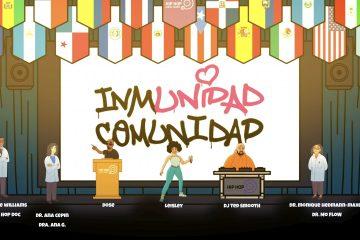 InmunidadComunidad-Group Lineup